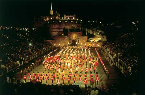 The 2010 Royal Edinburgh Military Tattoo (August 2011)