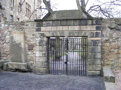 Covenantors Prison entrance