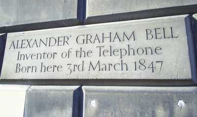 Alexander Graham Bell Birthplace, Edinburgh