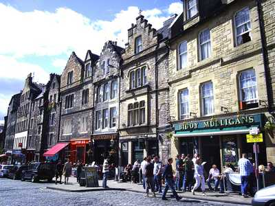 Grassmarket Pubs, Edinburgh