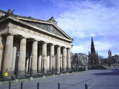 Royal Scottish Academy, Edinburgh