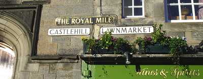 The Lawnmarket