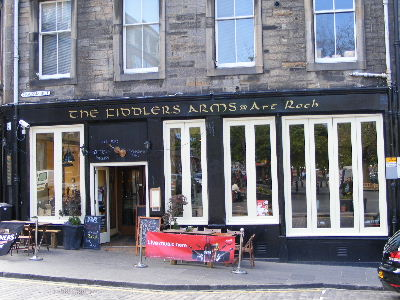 The Fiddler's Arms