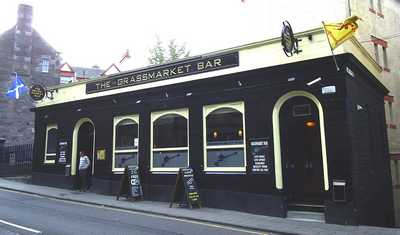 The Grassmarket Bar