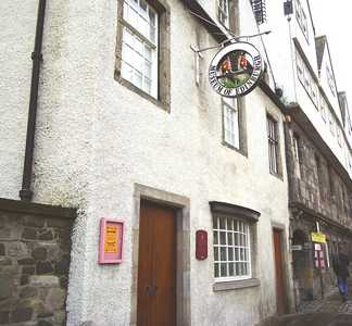 The Museum of Edinburgh, the Canongate, Edinburgh