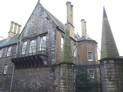 Old Moray House, the Canongate, Edinburgh