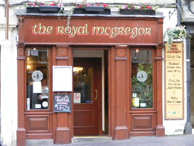 The Royal McGregor